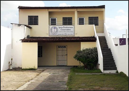 presbiterio-Igreja santa monica